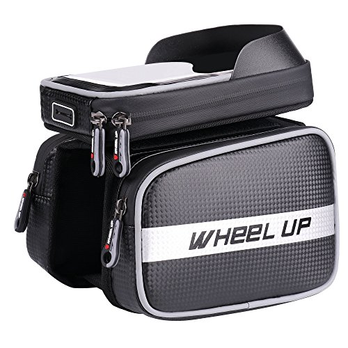 """Great Dipper Wheel UP Bike Frame Bag Touch Screen 