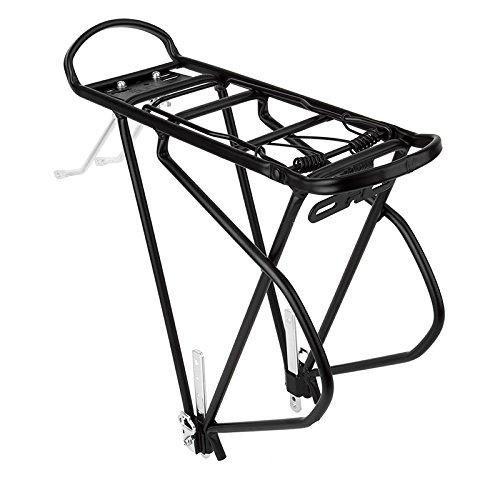 Sunlite HD Touring Spring Rack, Black (Bike Carrier Spring)