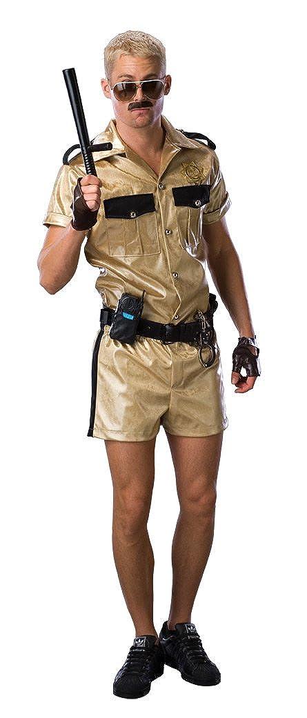 Reno 911 Halloween Costume.Reno 911 Deluxe Lt Dangle Costume
