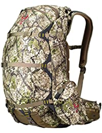 2200 Camouflage Hunting Pack and Meat Hauler - Bow, Rifle, and Pistol Compatible