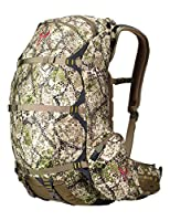 Badlands 2200 Camouflage Hunting Backpack - Meat Hauler - Rifle, Bow, and Pistol Compatible and Hydration Compatibl
