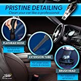 Portable Car Vacuum Cleaner: High Power Corded