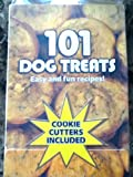 Pet Qwerks Treat Cookbook with Cutters, My Pet Supplies