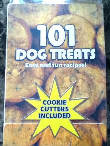 (Pet Qwerks Treat Cookbook with Cutters)