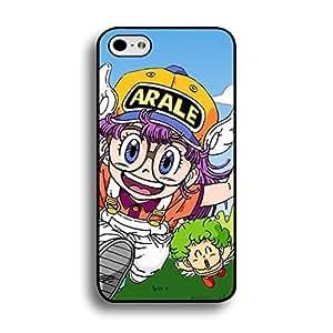 Fun Cartoon Design Dr.Slump Alrale Phone Case Iphone 6/6s 4.7 (Inch) Moulded Cover Case with Creative Dr.Slump Alrale Anime Style