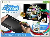 uDraw Game tablet with uDraw Studio: Instant Artist - Xbox 360