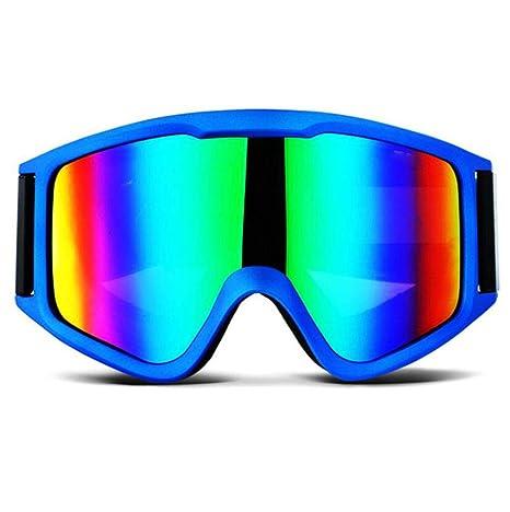 Hombres, Gafas de esquí OTG para mujeres, antiniebla ...