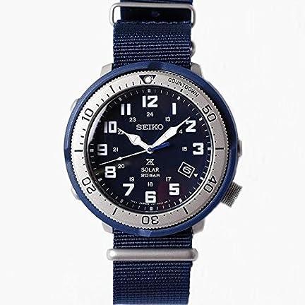 Prospex Fieldmaster Limited Edition SBDJ039 110-33-0438: Navy