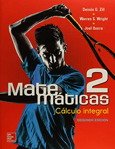Matemáticas. Calculo integral. Vol. 2