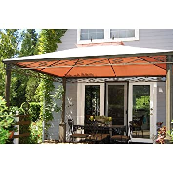 Somerset 10 x 12 Gazebo Replacement Canopy - RipLock 350  sc 1 st  Amazon.com & Amazon.com : Somerset 10 x 12 Gazebo Replacement Canopy - RipLock ...