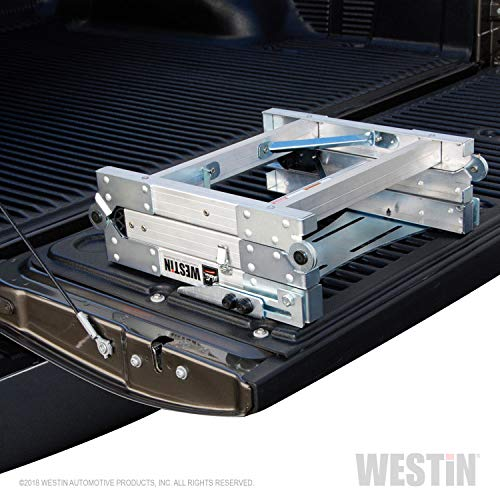 - Westin 10-3000 Truck-Pal Tailgate Ladder