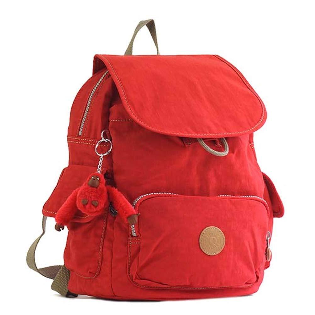 [キプリング] リュックサック KIPLING CITY PACK S K15635 88Z TRUE RED C[並行輸入品] B07H3KKVN8