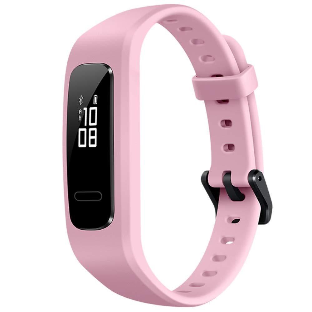 MI-Pedometri Running Elf Smart Sports Bracelet 7 Monitoraggio Posizione in Esecuzione + 50 Metri Impermeabile + 14 Giorni di Durata