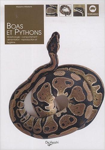 Livres en ligne à télécharger en pdf Boas et pythons en français PDF iBook 2732893617