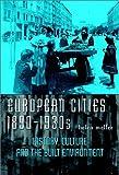European Cities 1890-1930s, Helen Meller, 0471495549