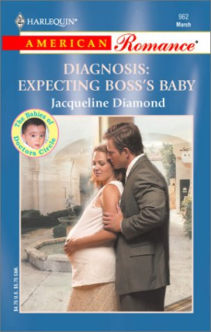 book cover of Diagnosis: Expecting Boss\'s Baby