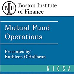 Mutual Fund Operations