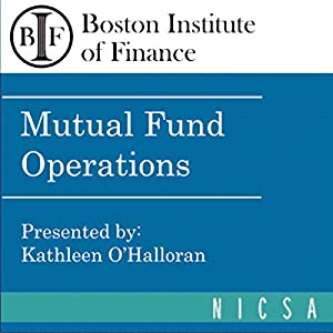 Mutual Fund Operations Audiobook