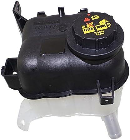 For 08-13 Highlander Coolant Reservoir Overflow Bottle Expansion Tank w//Cap
