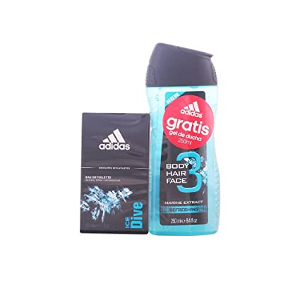 adidas Ice Dive Agua de Colonia + Gel de Ducha - 1 Pack