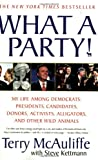 What a Party!, Terry McAuliffe, 0312377754