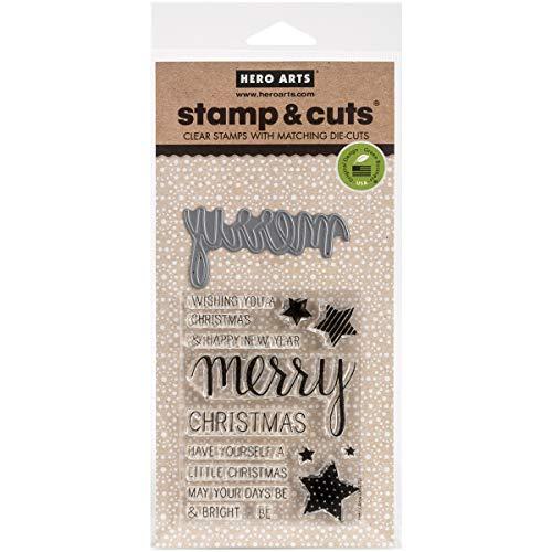 Hero Arts DC170 Stamp & Cut, -