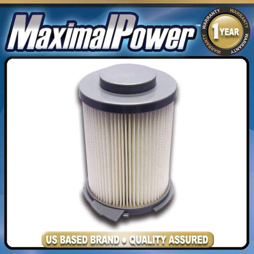 (MaximalPower Filter for Hoover WindTunnel Bagless Canister 59134033 Vacuum Filters Fits Hoover Bagless Canisters: S3755, S3765, S3755-045, S3755-080, S3765-040, and More (1))