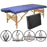 Master Massage Brady Portable Massage Table Package