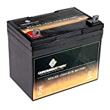 Chrome Battery 12V 35AH lead_acid_battery