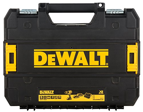 DEWALT DCD778S2T XR 18V 13mm Brushless Li-ion Cordless Hammer Drill Driver with 2x1.5 Ah Batteries included 6