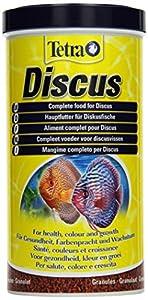 Tetra Discus (speziell an die Ernährungsbedürfnisse von Diskusfischen...