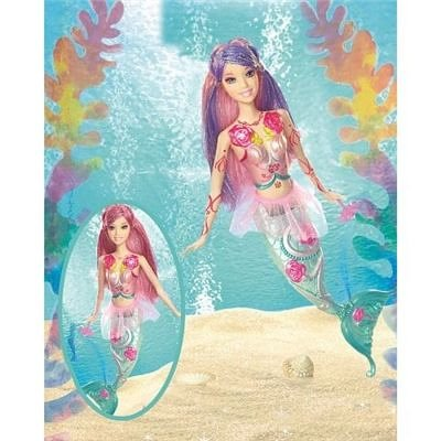 Shella Doll Barbie Fairytopia Mermaidia]()