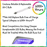 UV Light Sanitizer   UV Sterilizer Box   Sterilizes