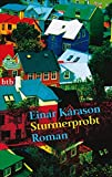 Front cover for the book Sturmerprobt: Roman by Einar Kárason