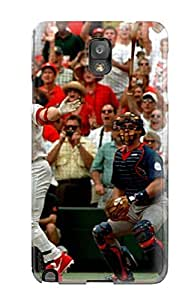 High-end Case Cover Protector For Galaxy Note 3(st_ Louis Cardinals )
