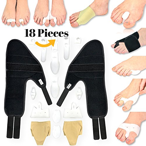 TOP RATED COMPLETE BUNION RELIEF product image