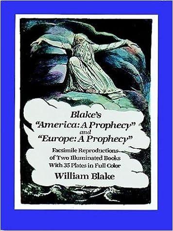 william blake america a prophecy