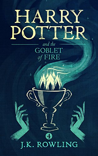 Harry Potter and the Goblet of -