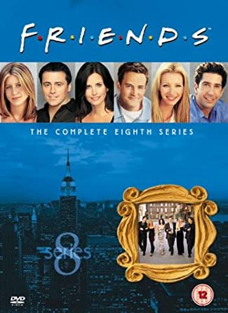 Image result for friends season 8