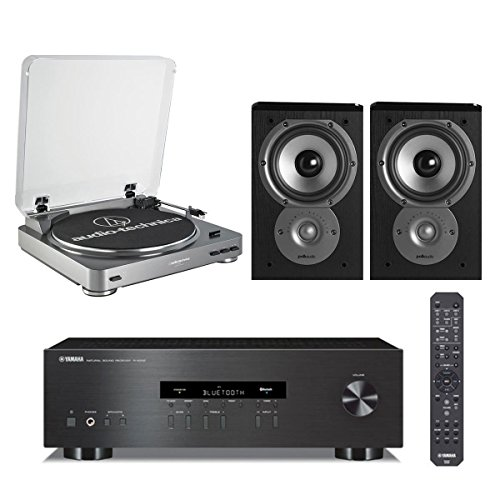 turntable and receiver - 7