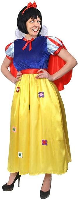 I LOVE FANCY DRESS LTD Disfraz DE Blanca DE Nieve para Mujer ...
