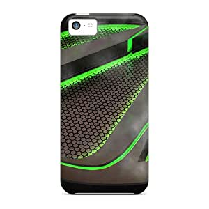 JasonPelletier Iphone 5c Anti-Scratch Hard Cell-phone Cases Customized Realistic Borderlands Pictures [pXC12012uPvg]