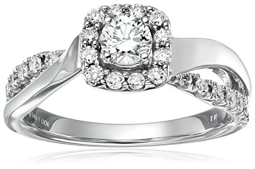 Certified Diamond Engagement Color Clarity