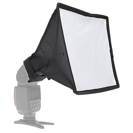 Eleganantamazing - Difusor de luz con Bolsa de Almacenamiento para ...