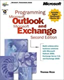 img - for Programming Microsoft Outlook and Microsoft Exchange, Second Edition (DV-MPS Programming) book / textbook / text book