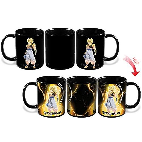 Magic Color Changing Heat Reactive Gogeta Coffee Mug - Myer Men