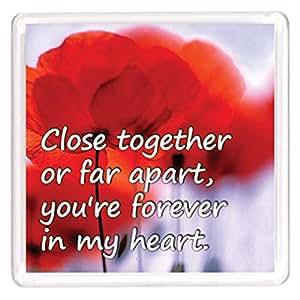 Ajooba Dubai Love Friendship Magnet 2104