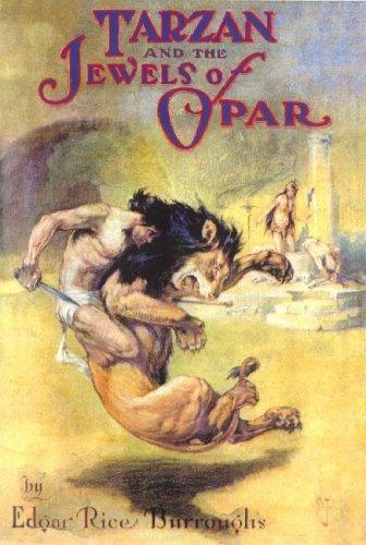 Tarzan and the Jewels of Opar PDF
