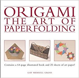 Book Origami: The Art of Paper Folding