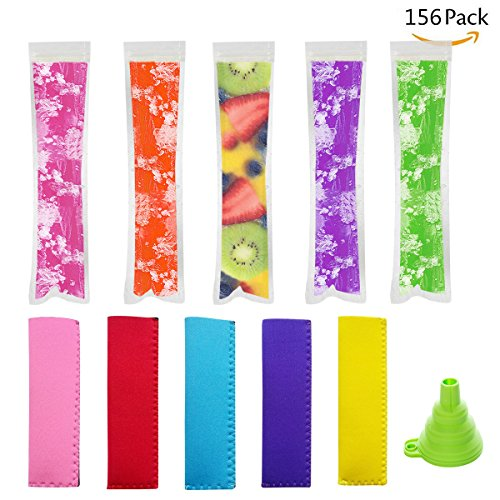 Popsicle bag set by Ohomr